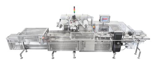 Flowpack -maszyna pakująca JT PRO