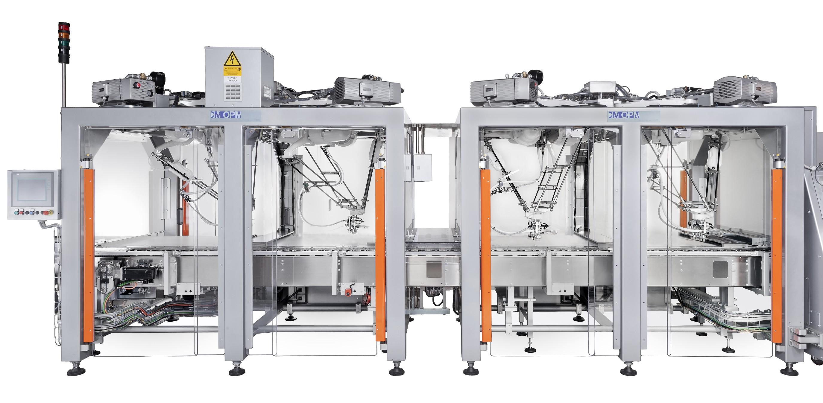 Roboty pakujące Fast Picker | SACMI